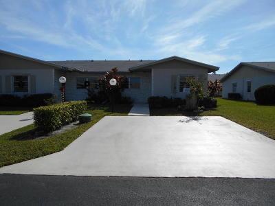 West Palm Beach Single Family Home For Sale: 5450 Janice Lane