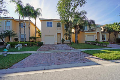 West Palm Beach Single Family Home For Sale: 4164 Meade Way
