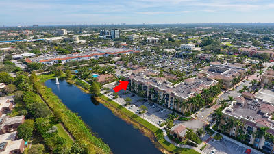 Palm Beach Gardens Condo For Sale: 4903 Midtown Lane #3413