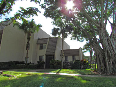 Lake Worth Townhouse For Sale: 4791 Esedra Court