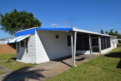 Hobe Sound Rental For Rent: 8425 SE Wren Avenue