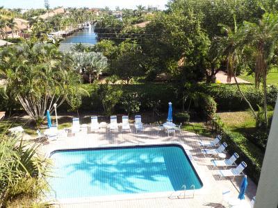 Delray Beach Condo For Sale: 2829 Florida Boulevard #405