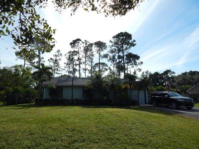 Single Family Home Contingent: 14066 Citrus Drive