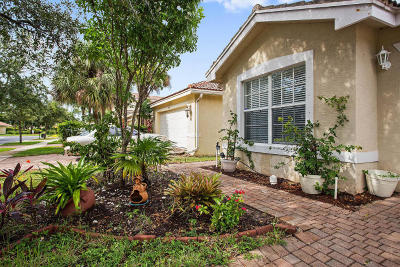 Lake Worth Single Family Home For Sale: 5222 Rising Comet Lane