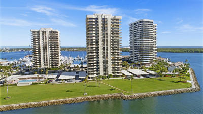 North Palm Beach Condo For Sale: 115 Lakeshore Drive #1148