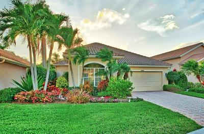 Palm Beach Gardens Single Family Home For Sale: 1009 Diamond Head Way