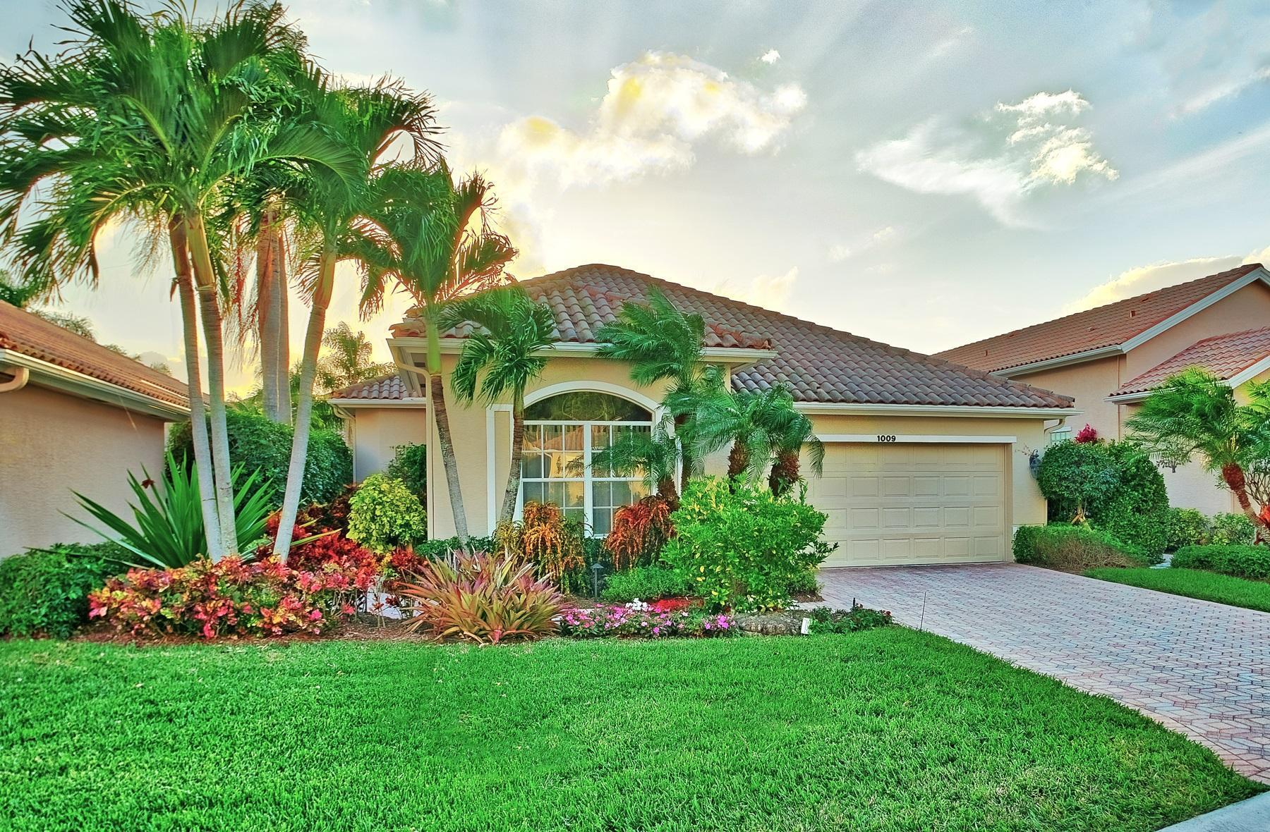 Listing: 1009 Diamond Head Way, Palm Beach Gardens, FL.| MLS# RX ...