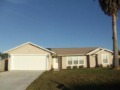 Port Saint Lucie Single Family Home For Sale: 3437 SW Ronald Street