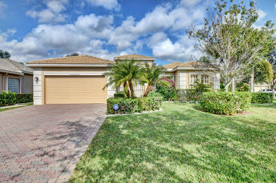 Boynton Beach Single Family Home For Sale: 7005 Springville Cove