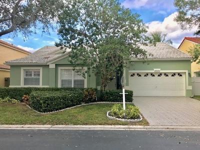 Palm Beach Gardens Single Family Home For Sale: 10150 Aspen Way