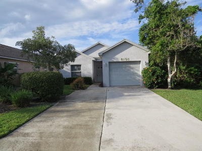 Hobe Sound Single Family Home For Sale: 8101 SE Sugar Pines Way