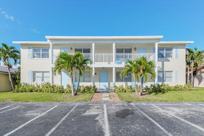 Riviera Beach Multi Family Home Contingent: 1236 Beach Road