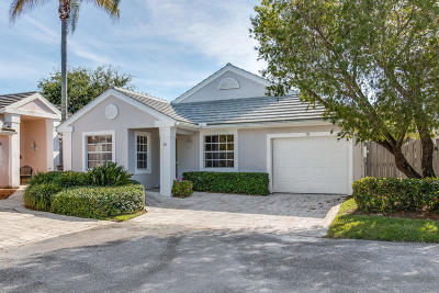 Palm Beach Gardens FL Single Family Home For Sale: $299,500