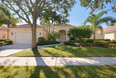 West Palm Beach Single Family Home For Sale: 7818 Spring Creek Drive