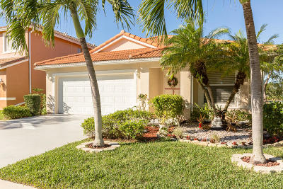 Lake Worth Single Family Home For Sale: 6165 Willoughby