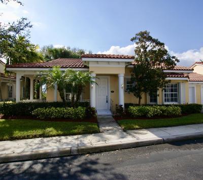 Jupiter Single Family Home For Sale: 127 Mangrove Bay Way