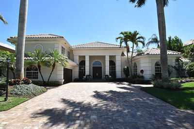 Boca Raton Single Family Home For Sale: 6980 Lions Head Lane