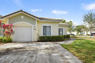 Deerfield Beach Single Family Home Contingent: 1015 SW 42nd Avenue