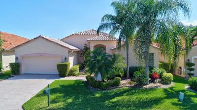 Boynton Beach Single Family Home For Sale: 6774 Garde Road