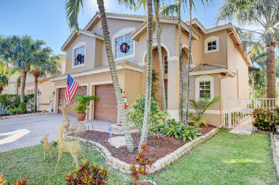 Delray Beach Single Family Home For Sale: 1638 E Classical Boulevard