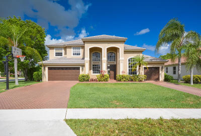Boca Falls Single Family Home For Sale: 21715 Abington Court