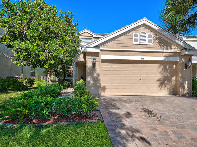 Royal Palm Beach Single Family Home For Sale: 171 Berenger Walk