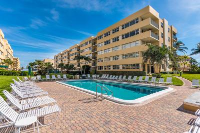Hillsboro Beach Condo For Sale: 1236 Hillsboro Mile #408