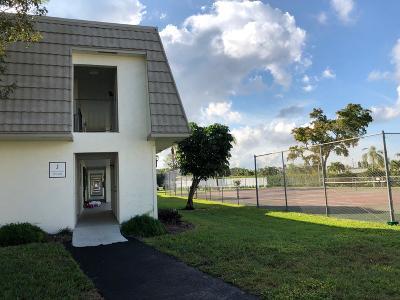 Delray Beach Condo For Sale: 1060 Homewood Boulevard #203j