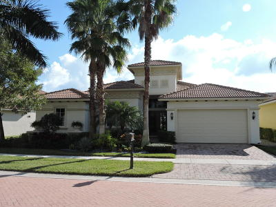 West Palm Beach Single Family Home For Sale: 10664 Hollow Bay Terrace