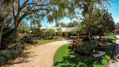 Boynton Beach Single Family Home For Sale: 10932 Gleneagles Road