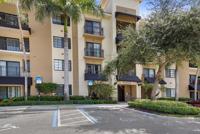 Palm Beach Gardens Condo Contingent: 4907 Midtown Lane #1103