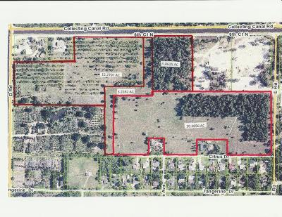 Palm Beach County Residential Lots & Land For Sale: 322 D Road