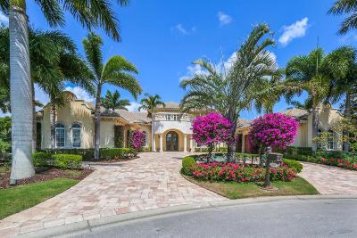 Port Saint Lucie Single Family Home For Sale: 108 SE Santa Lucia