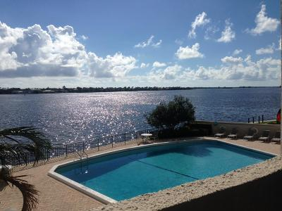 West Palm Beach Rental Leased: 1200 S Flagler Drive #201