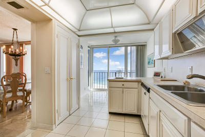 Ocean Towers, Ocean Towers Condominium, Ocean Towers South Condo Apts Condo Contingent: 2800 S Ocean Boulevard #6-J