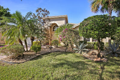 Lake Worth Single Family Home Contingent: 7625 Royale River Lane