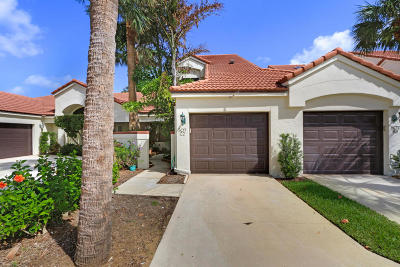 Juno Beach Townhouse For Sale: 507 Sea Oats Drive #C-2