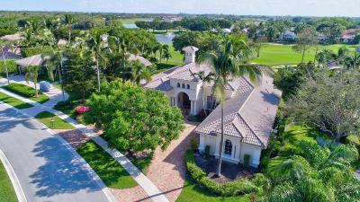 Palm Beach County Single Family Home For Sale: 12832 Mizner Way
