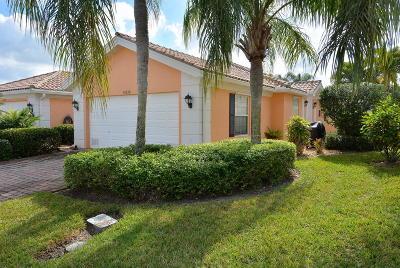 Port Saint Lucie Single Family Home Contingent: 10936 SW Dardanelle Drive