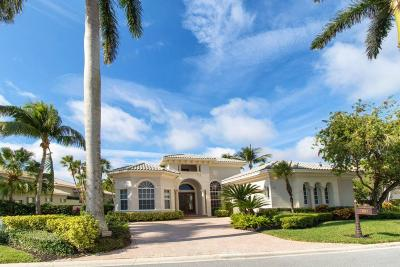 Delray Beach Single Family Home For Sale: 7549 Bella Verde Way