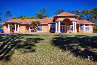 Loxahatchee Single Family Home For Sale: 16193 Key Lime Boulevard
