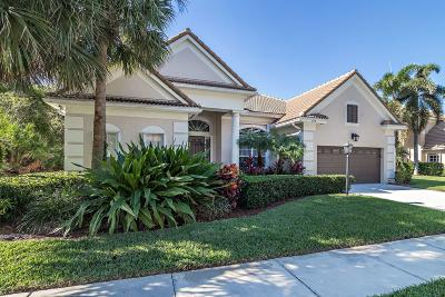 Palm Beach Gardens Single Family Home For Sale: 174 Satinwood Lane