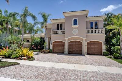 Palm Beach Gardens Single Family Home For Sale: 136 Via Verde Way
