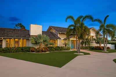 Boynton Beach Single Family Home Contingent: 3390 Ridge Lane