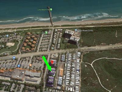 Juno Beach Condo For Sale: 800 Juno Ocean #101a