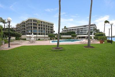 Palm Beach Condo For Sale: 2778 S Ocean Boulevard #403s