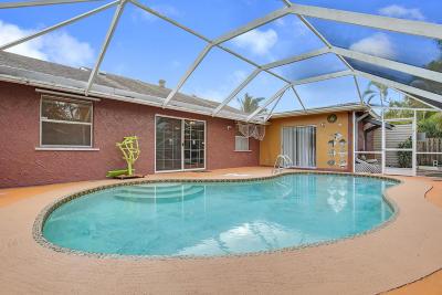 Royal Palm Beach Single Family Home For Sale: 10331 Carmen Lane