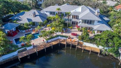 Boca Raton Single Family Home For Sale: 4400 Sanctuary Lane