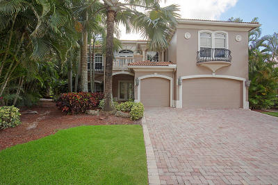 Delray Beach Single Family Home For Sale: 8927 Oakland Hills Drive
