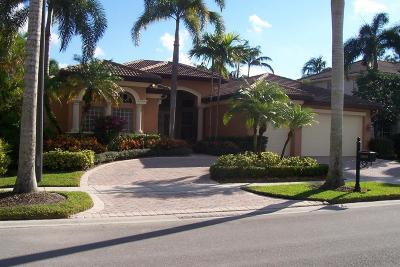 Broward County, Palm Beach County Single Family Home For Sale: 16030 Laurel Creek Drive